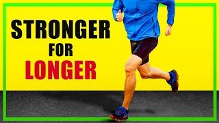 This will TRANSFORM your next long run (EASY RUNNING FORM)