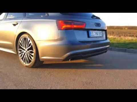 audi a6 competition biturbo mit soundmodul youtube. Black Bedroom Furniture Sets. Home Design Ideas