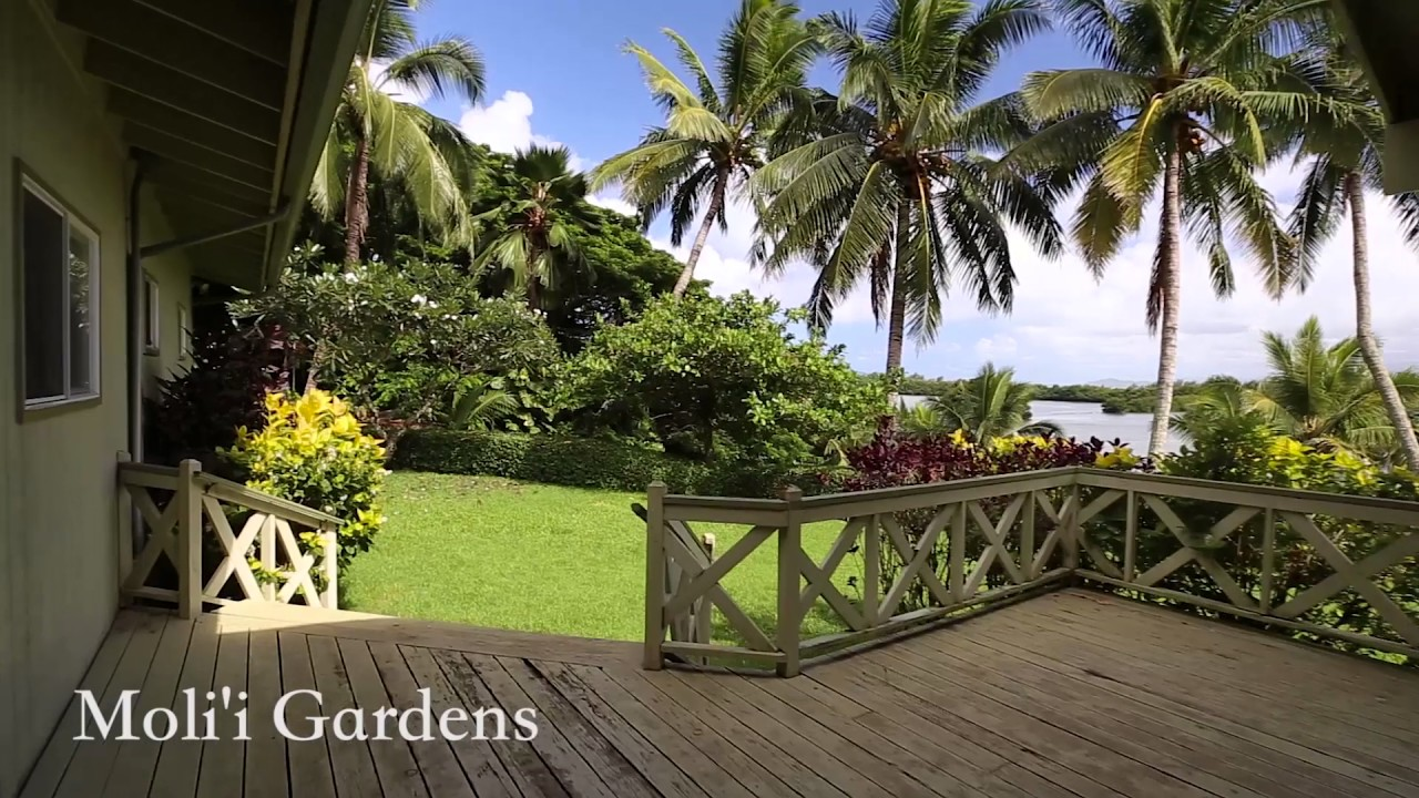 Kualoa Wedding And Party Venues Youtube
