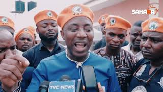 Nigerians Are Frustrated And Tired of Buhari's Government - Sowore