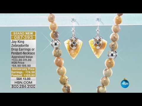 HSN | Mine Finds By Jay King Jewelry 10.21.2016 - 10 PM