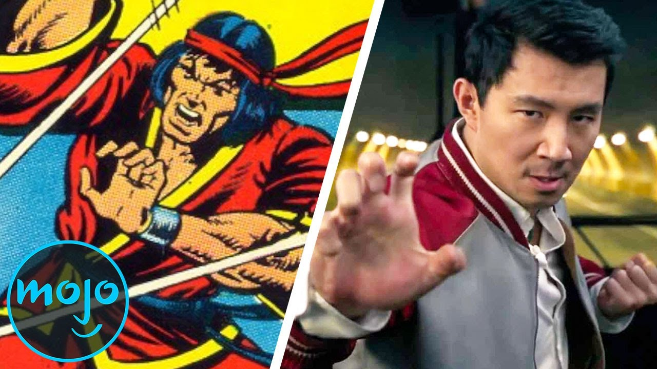 Marvel Debuts A New Origin Story With 'Shang-Chi And The Legend ...