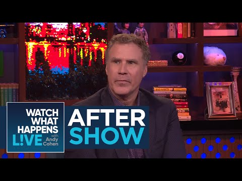 After Show: Will Ferrell Talks Possible Movie Sequels | WWHL