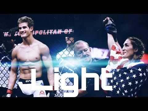 "UFC MIX ""Light"" Sage Northcutt X Tatiana Suarez"