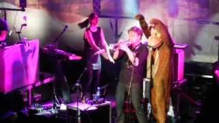 BOSSE - Alter Affe Angst - Columbiahalle - Berlin - 04.05.2013