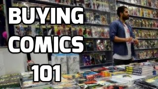 How to Buy Comics at Comic-Con
