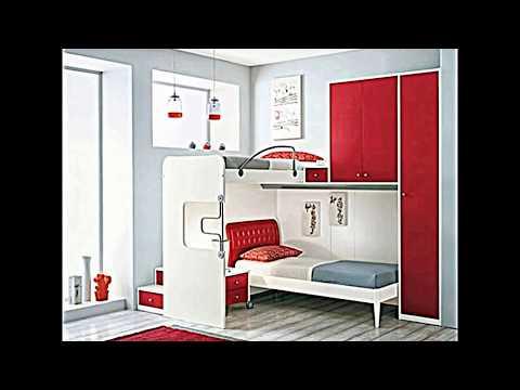 Kleine Schlafzimmer einrichten -- optimale Raumnutzung - YouTube