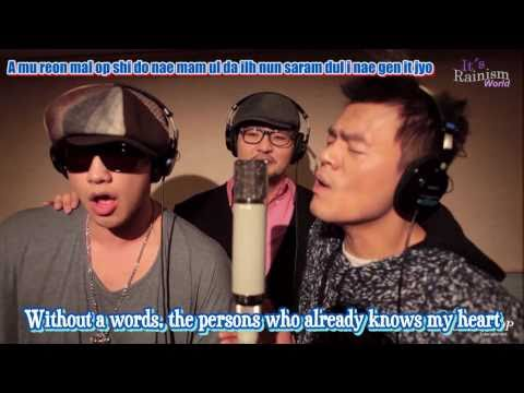 Kim Tae Woo, Rain & JYP: Brothers & Me (Eng Sub)