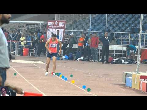 Long Jump Women. National Open Athletics Championships-2014. New Delhi