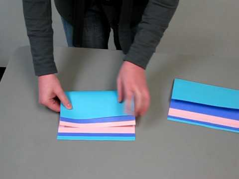 How to make a foldable   YouTube How to make a foldable