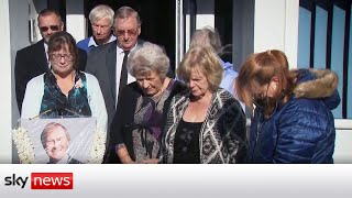 Constituents remember Sir David Amess, a week after his death