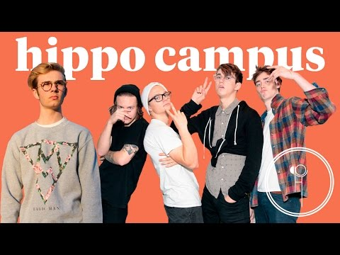 Alternative Indien Interviews Hippo Campus