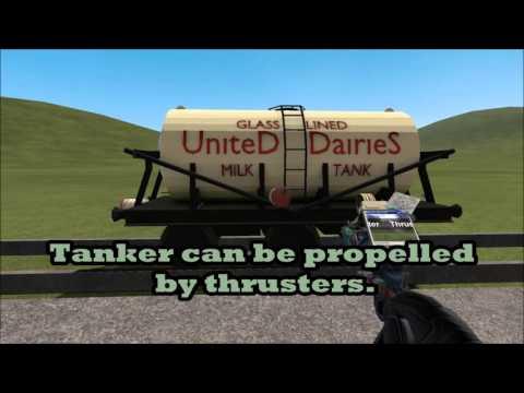 United Dairies Tanker Mod.
