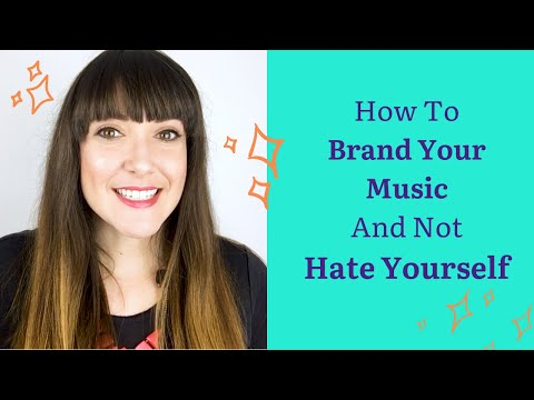How musicians should brand themselves