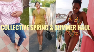 Collective Spring Summer Haul| River island| Bohoo.com|Rosegal.com