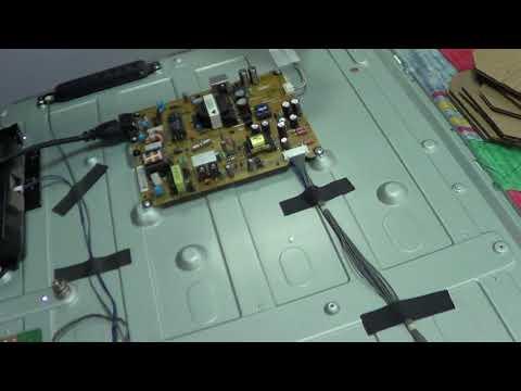 Как уменьшить ток подсветки телевизора lg led