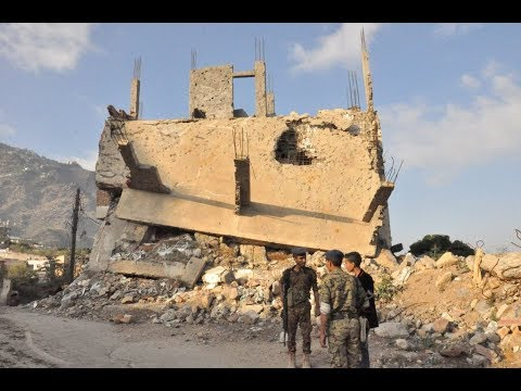 الجيش اليمني يدمر طائرة مسيرة للحوثيين في صعدة  - نشر قبل 6 ساعة