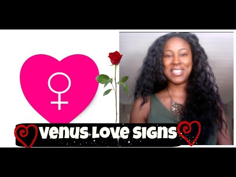 Astrology: Venus through the Signs + Relationship Needs
