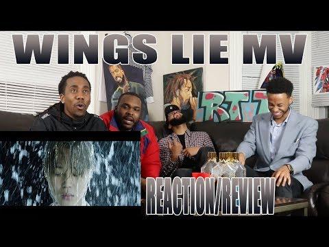 BTS (JIMIN) - WINGS LIE MV REACTION/REVIEW