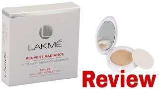Lakme Absolute Perfect Radiance compact Affordable compact for summers