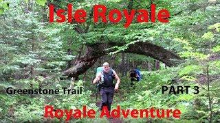 Download Video Isle Royale Greenstone Trail  Royale Adventure PART 3 MP3 3GP MP4