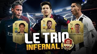 FUT CHAMPIONS - LE TRIO INFERNAL !