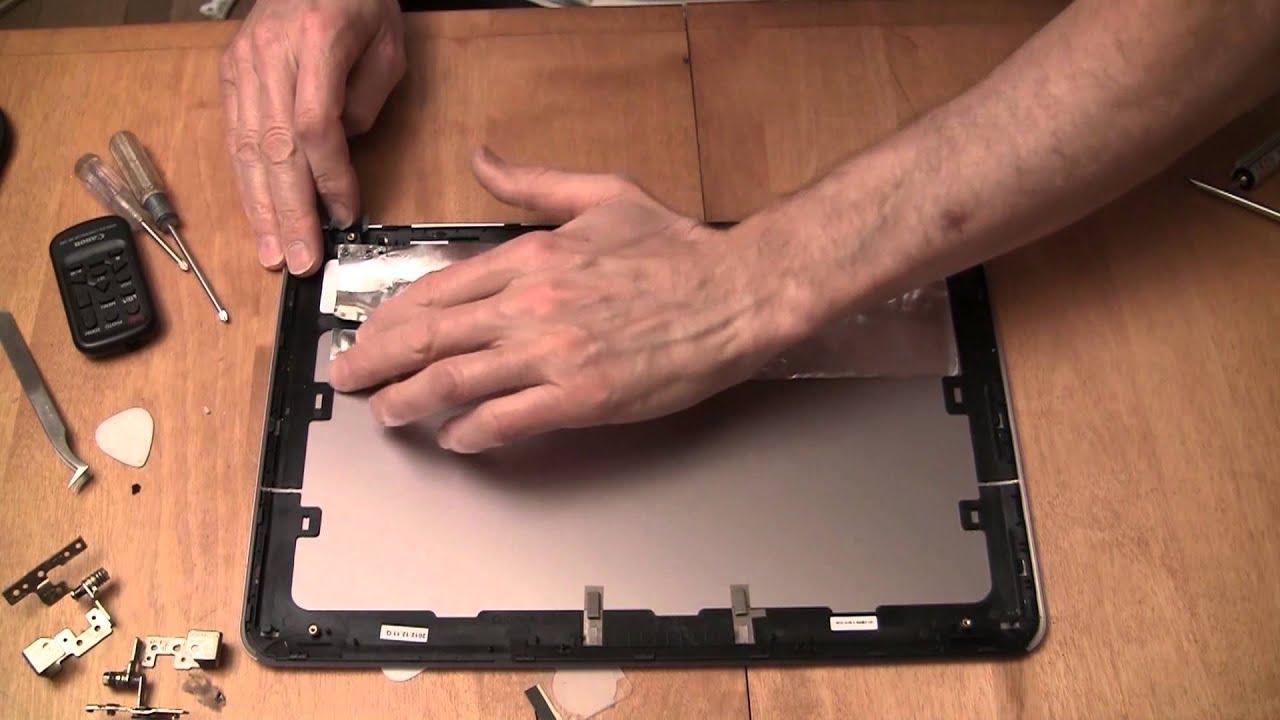 HP Pavilion DM4 Laptop Cover Replacement Part 6 Of 9