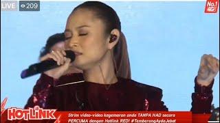 Ayda Jebat - Temberang Live Single Terbaru