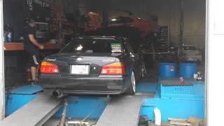 Nissan Laurel C35 - stock S2 Rb25det dyno