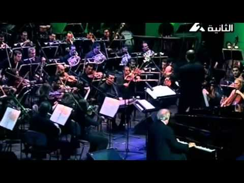 Omar Khairat  - Three pieces - Cairo Opera House