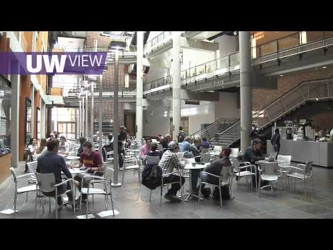 Paul G. Allen Center's Reboot Cafe