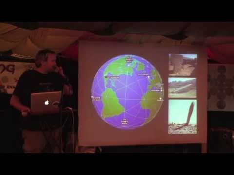Hugh Newman - Earth Grids