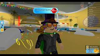 Playing Game RoBowling🎳 [EVENT] In Roblox