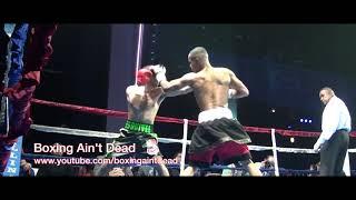 Boxing Aint Dead...JaRico OQuinnSalita Promotions