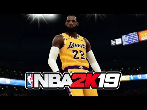 71d298a8b27d NBA 2K19 Gameplay - LA Lakers vs. Golden State Warriors