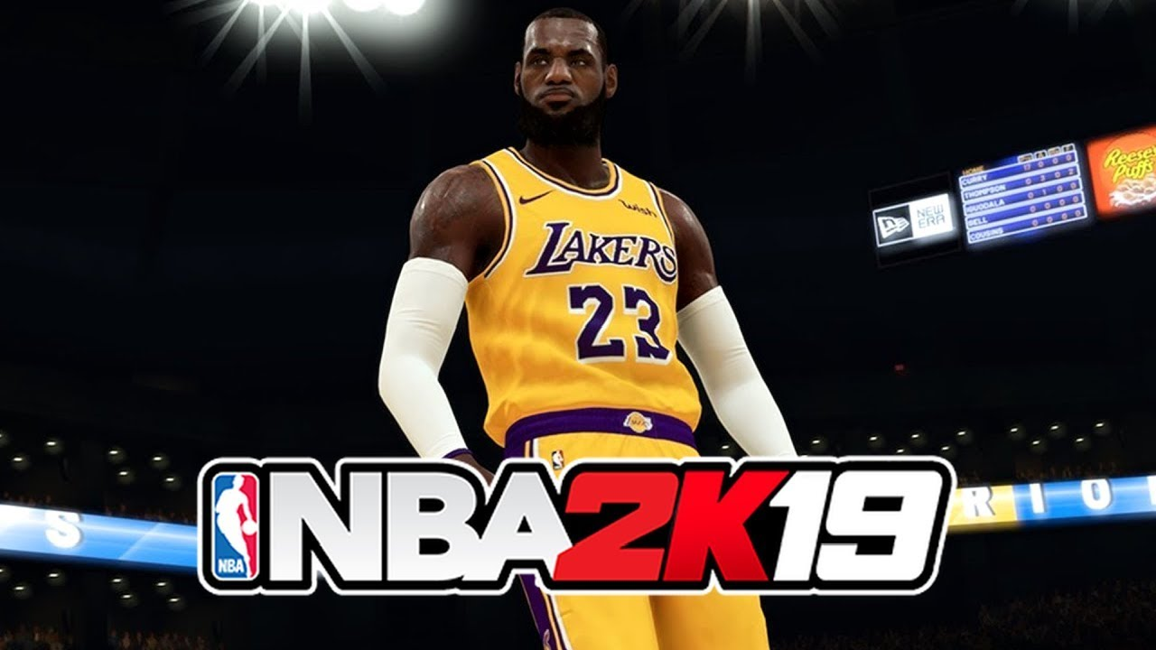 99d76c014e90 NBA 2K19 Gameplay - LA Lakers vs. Golden State Warriors - YouTube