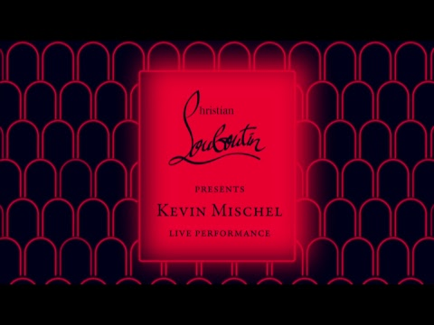 a25c8f1b3e3d LIVE from Paris - Christian Louboutin presents  RunLoubiRun with a  performance by Kevin Mischel