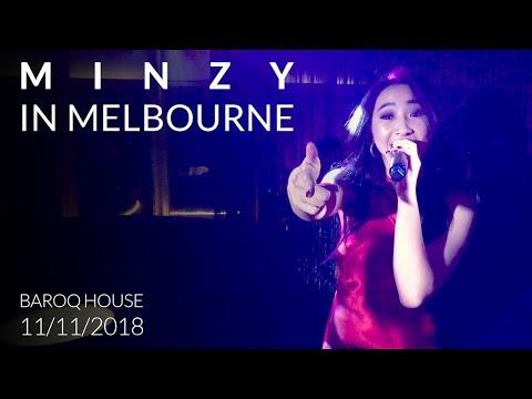 Minzy in Melbourne [FanCam]