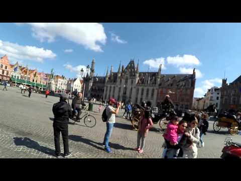 Brugge and Ghent 2016