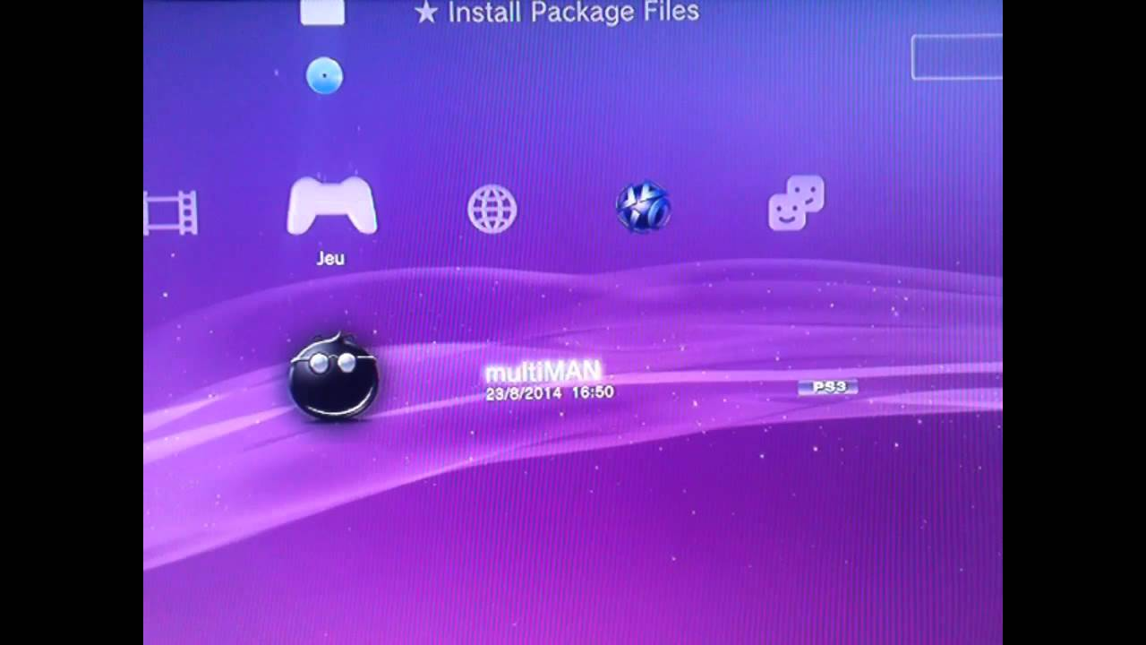 How to Download And Install Multiman on 4.86 PS3HEN/CFW WORK IN 2020
