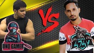 UNQ Gamer VS H¥DRA | AJAY  || FULL MATCH #HydraAjay #HydraOP⚡⚡⚡
