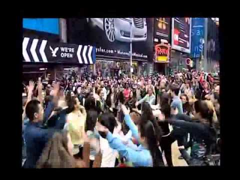 Flash Mob  Marca Colombia /Fonseca Times Square