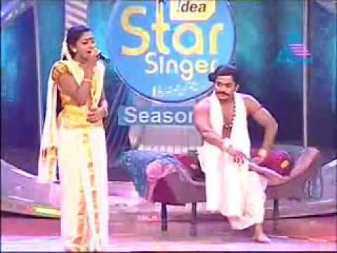 idea star singer 2009 season 4 shikha best (mallulive.com).wmv