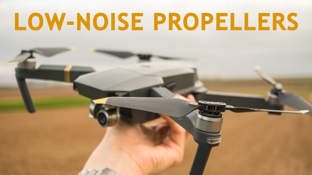 7fb3c38fb38 DJI Low-Noise Propellers on Mavic Pro | + Important Hint - YouTube