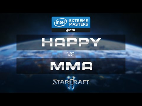 StarCraft 2 - MMA vs Happy(TvT) - IEM 2015 Gamescom - Group A