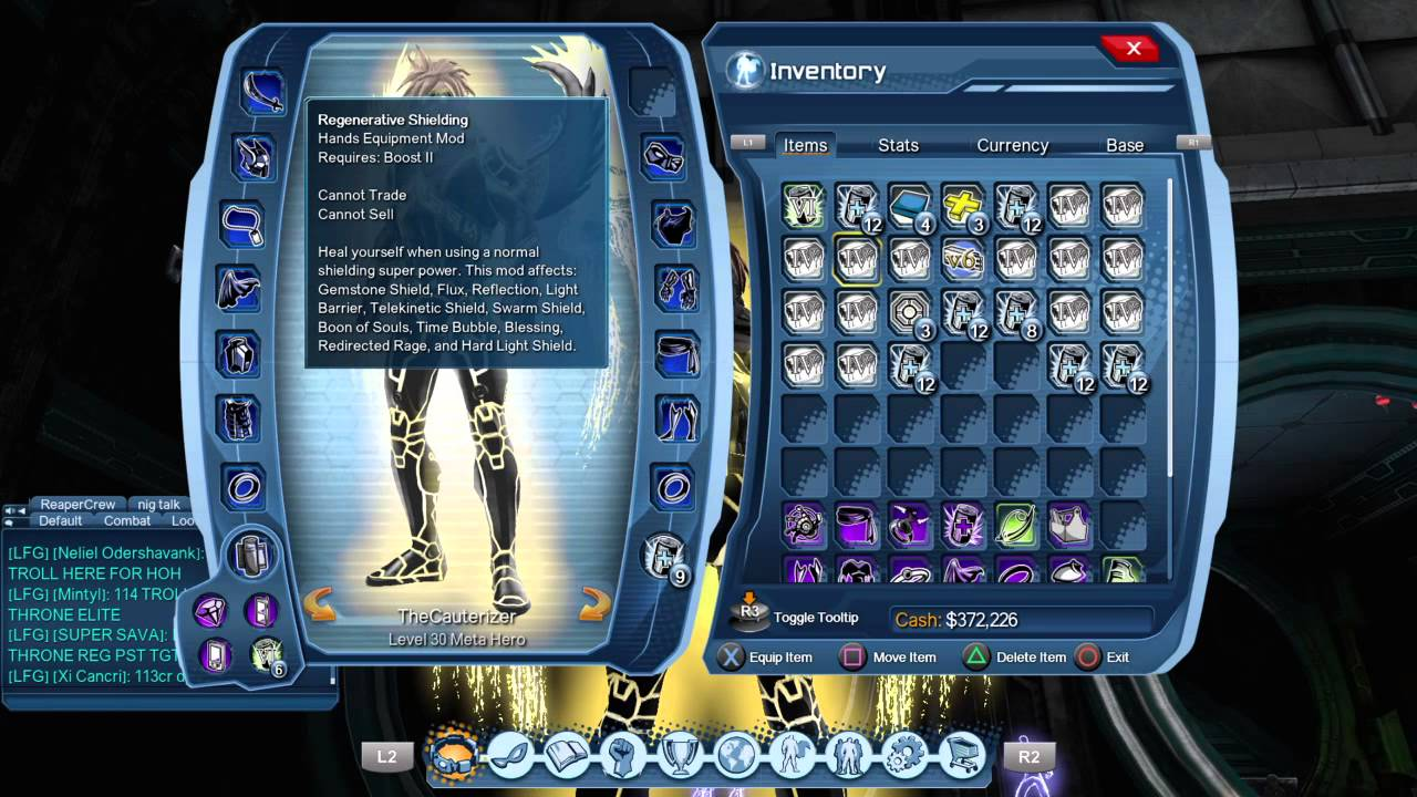 DC Universe Online Celestial Healing Guide - YouTube