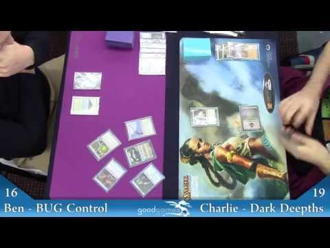 Brisbane Vintage League Quarter Finals BUG Control VS Dark Deepths