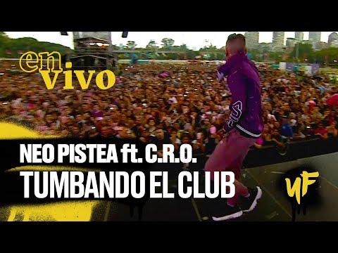 Neo Pistea ft. C.R.O. - Tumbando el Club