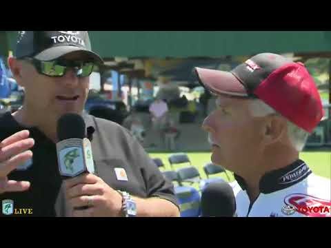 Bassmaster Live: 2016 Toledo Bend Friday, Part 3