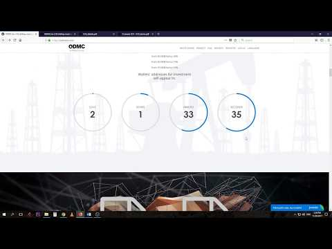Oil drilling mud (OMDC) - ICO review - The first blockchain in the oil sector.